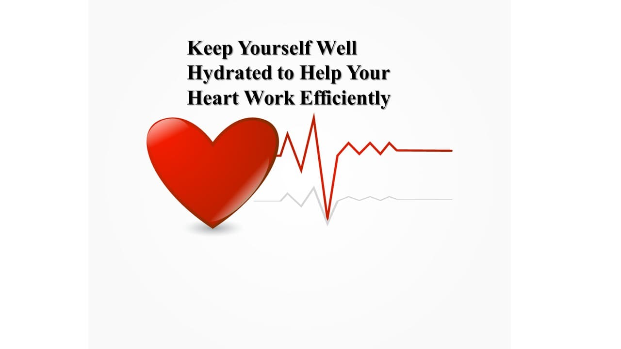 Drinking Water and Heart Disease – Hydrate Yourself to Keep Your Heart Healthy