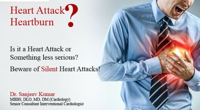 Silent Heart Attack or Silent Myocardial Infarction (SMI)